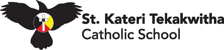 St. Kateri Tekakwitha Catholic School logo